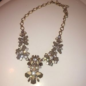 Jcrew pendant necklace